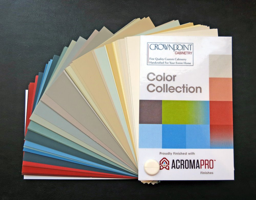 Acromapro Paint samples